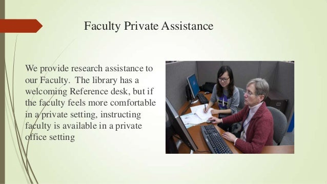 Help with acadimic research