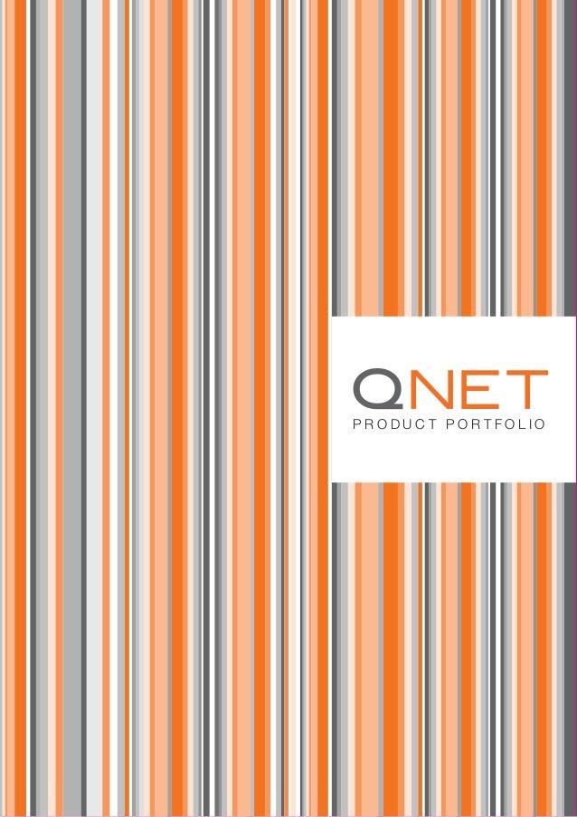QNET - Product Catalog with EN. Details 2012