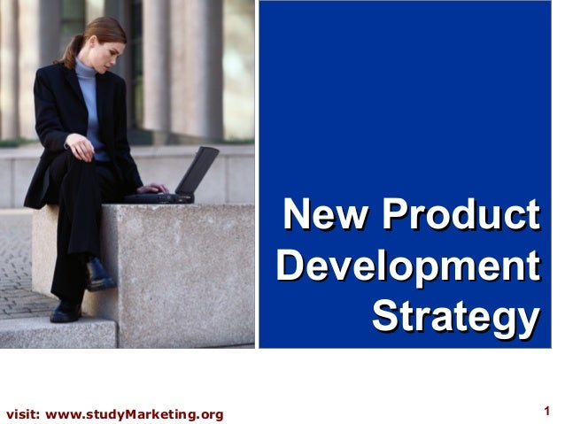 Product development strategy