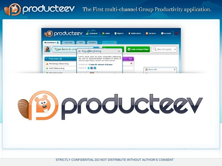 Producteev   Under The Radar