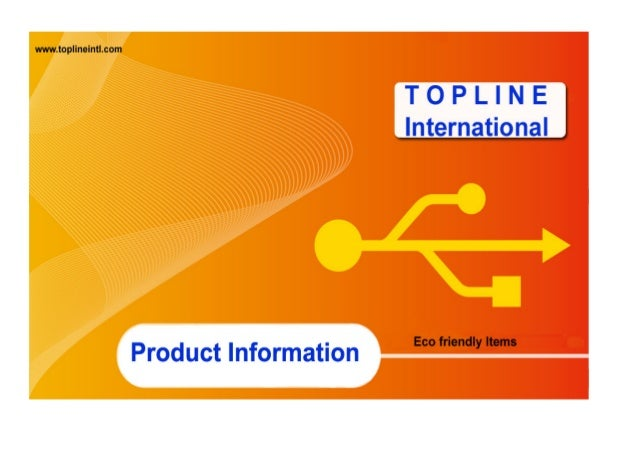 Product information_eco items