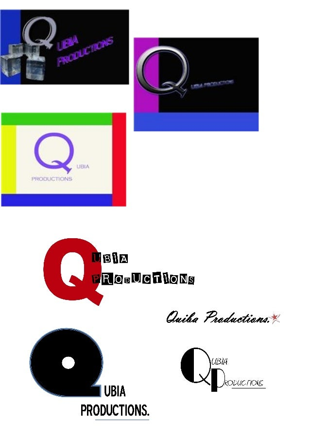 Production logos