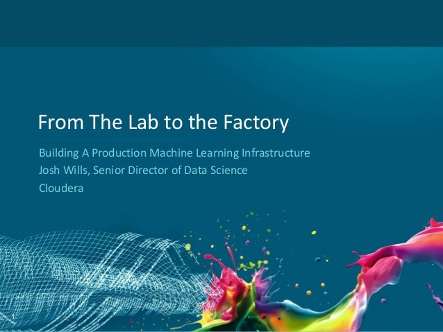 Production machine learning_infrastructure