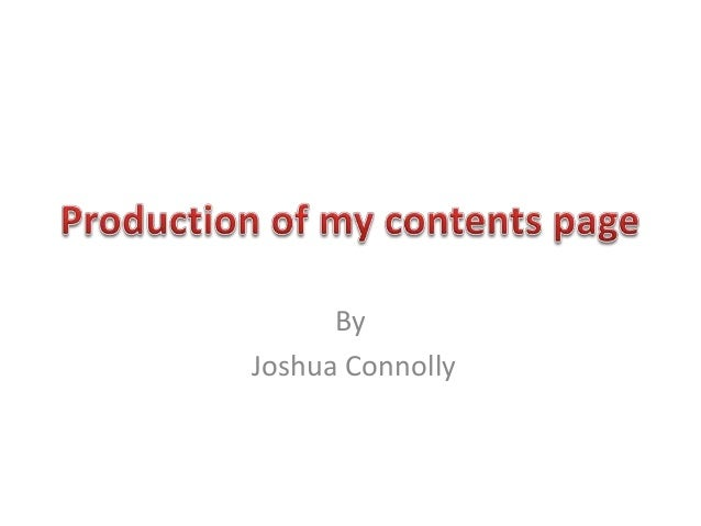 ByJoshua Connolly