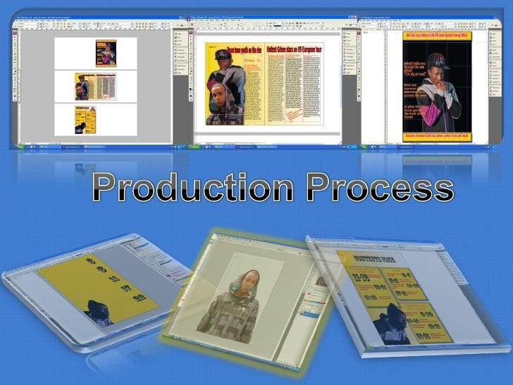 Neco Production Process