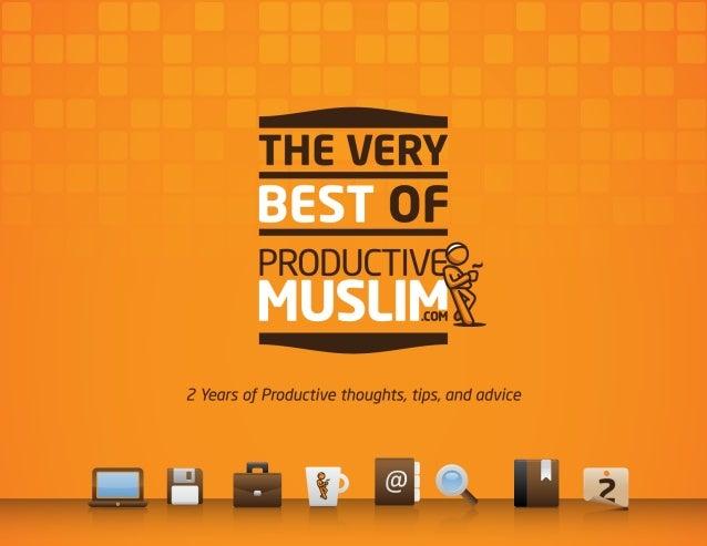 Ramadhan proposal
