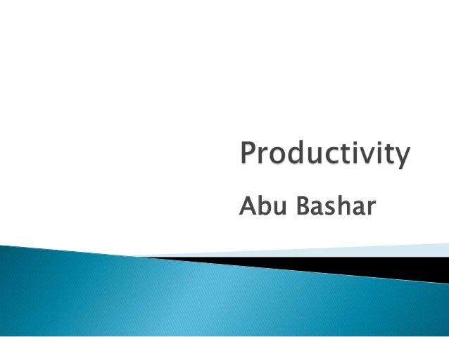 Abu Bashar