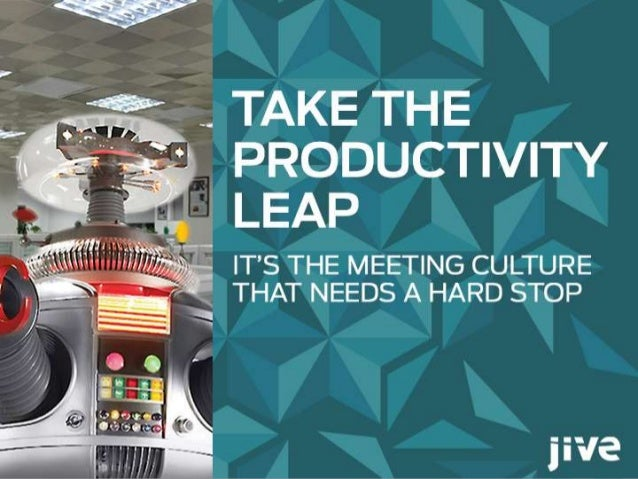 Take the Productivity Leap