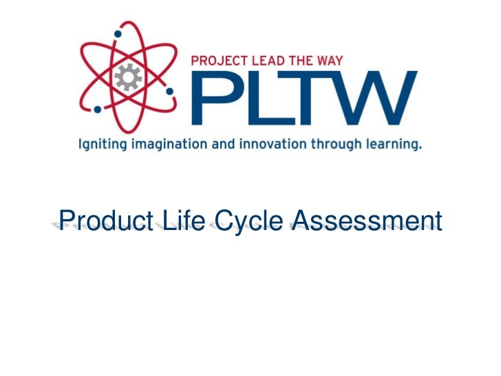 Product lifecycleassessment[1]