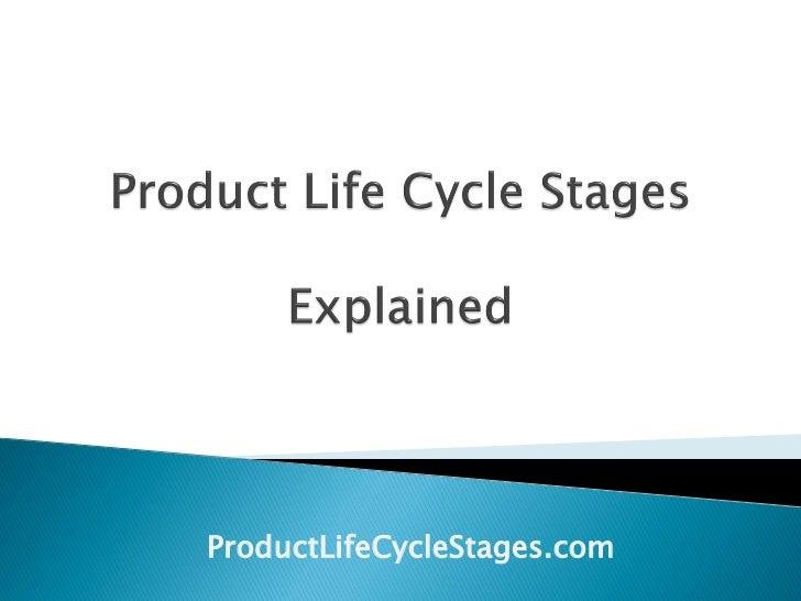 Worksheet Product Life Cycle Worksheet product life cycle stages explained productlifecyclestages com