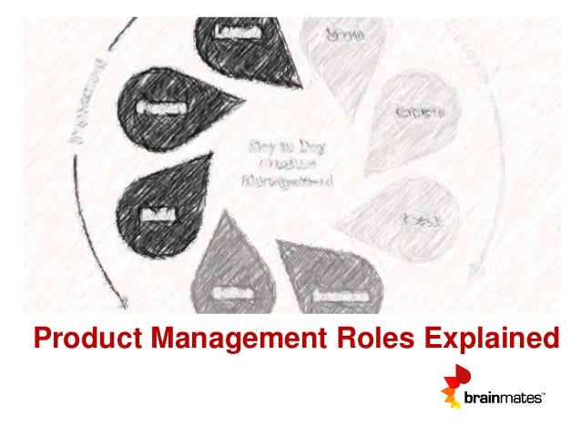 Product Management Roles Explained