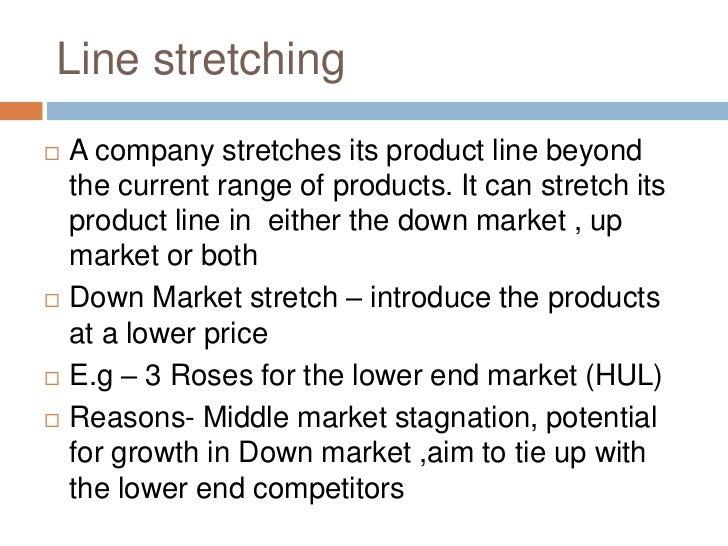 G trading down strategies