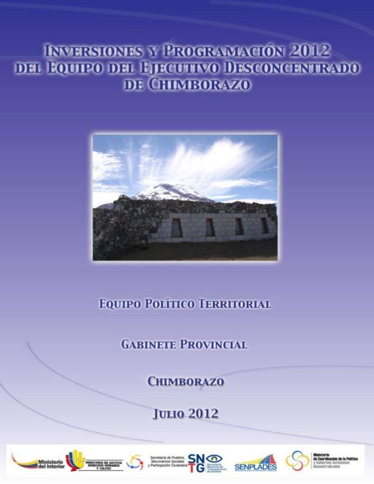 Producto final poa 2012