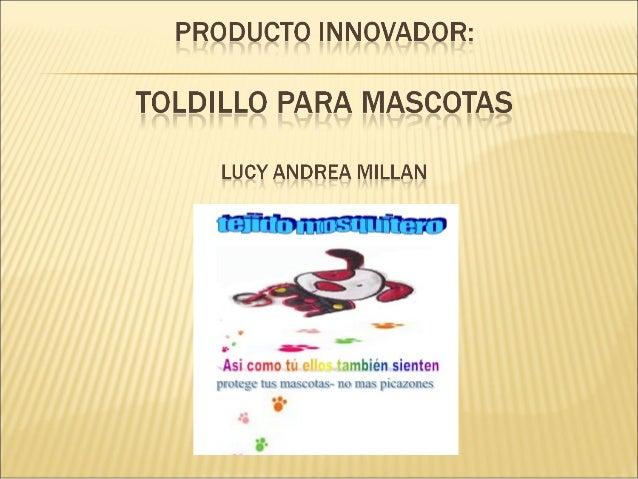 Producto innovado _expo_2