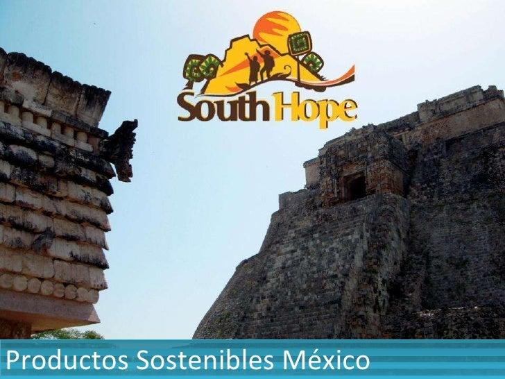 Productos Sostenibles México
