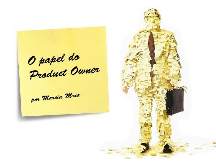 O Papel do Product Owner