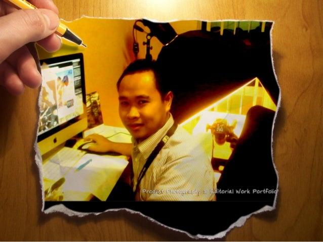 Product photography postfolio sahrul