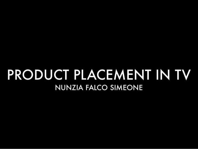 Product Placement nelle serie TV