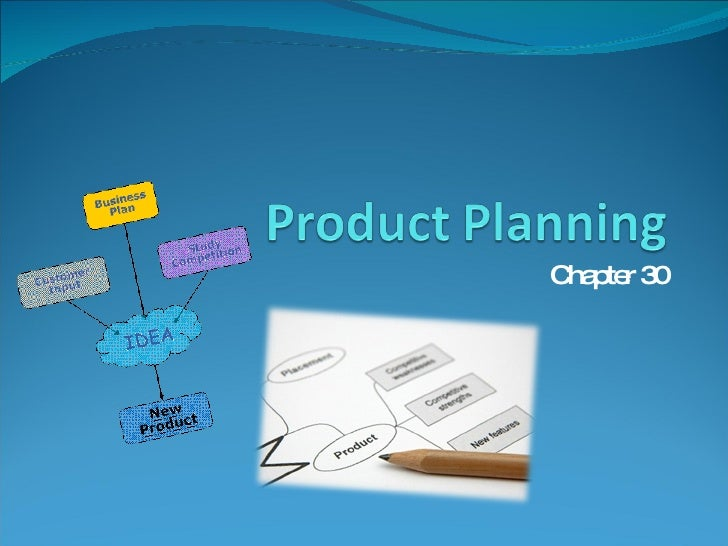 Product Planning Final