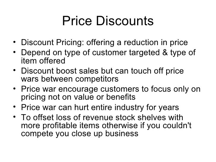Product Amp Pricing Strategies