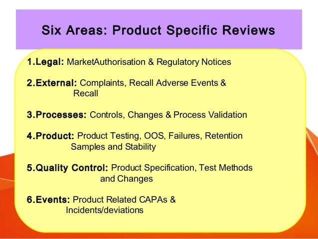 Product Quality Control Process Quality Control Product