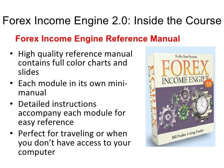 Forex income