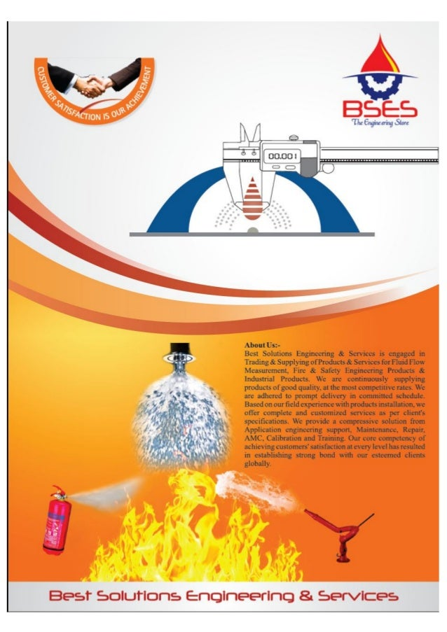 Best Solutions Engineering & Services - Products Catalogue