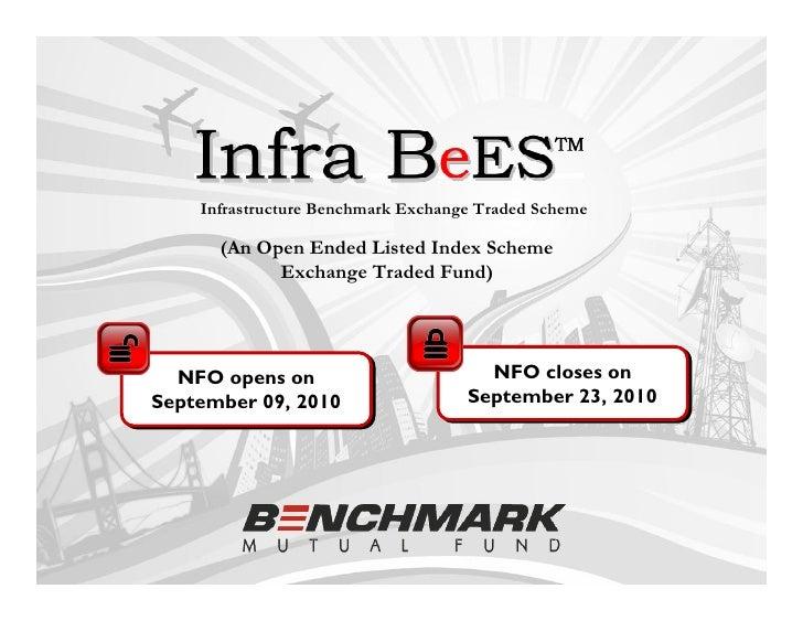 Benchmark InfraBees Fund
