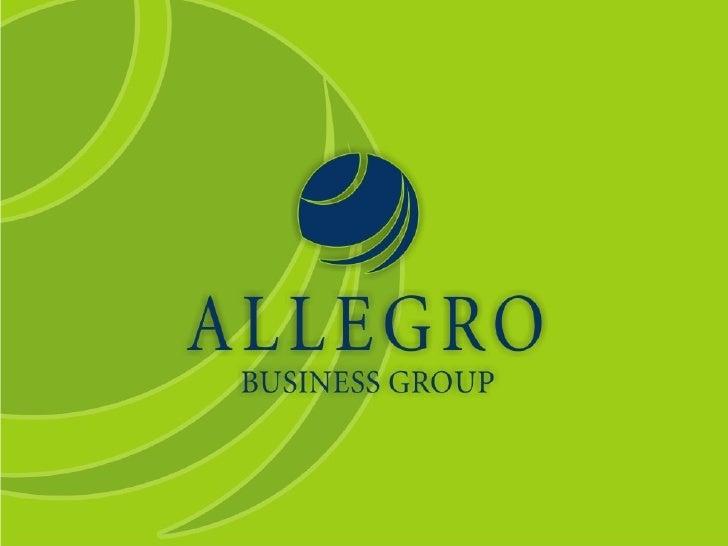 Produtos Allegro BG