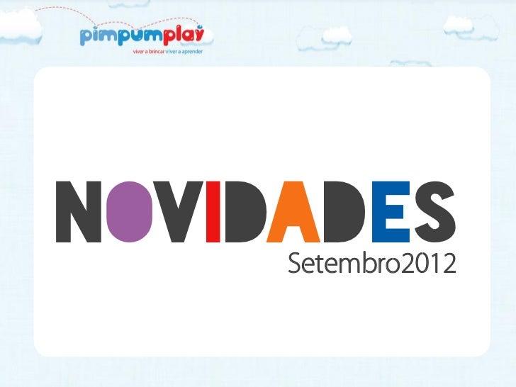novidades     Setembro2012