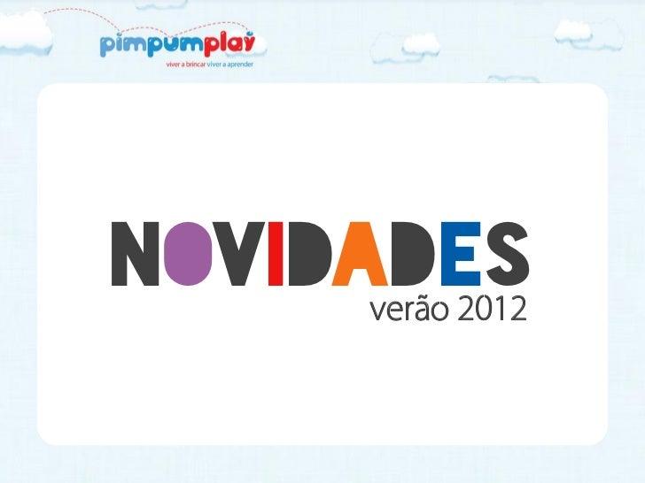 novidades      verão 2012