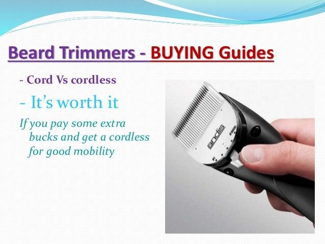 professional beard trimmer buying guide 2016 best beard trimmer rev. Black Bedroom Furniture Sets. Home Design Ideas