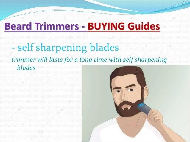 professional beard trimmer buying guide 2016 best beard. Black Bedroom Furniture Sets. Home Design Ideas