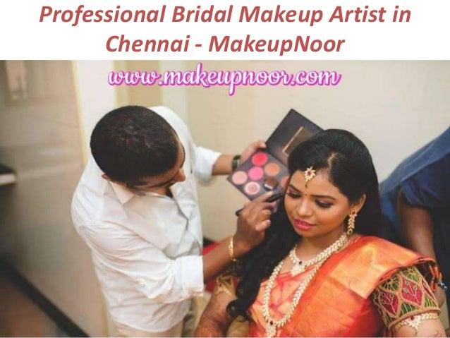 Professional Bridal Makeup Artist in Chennai