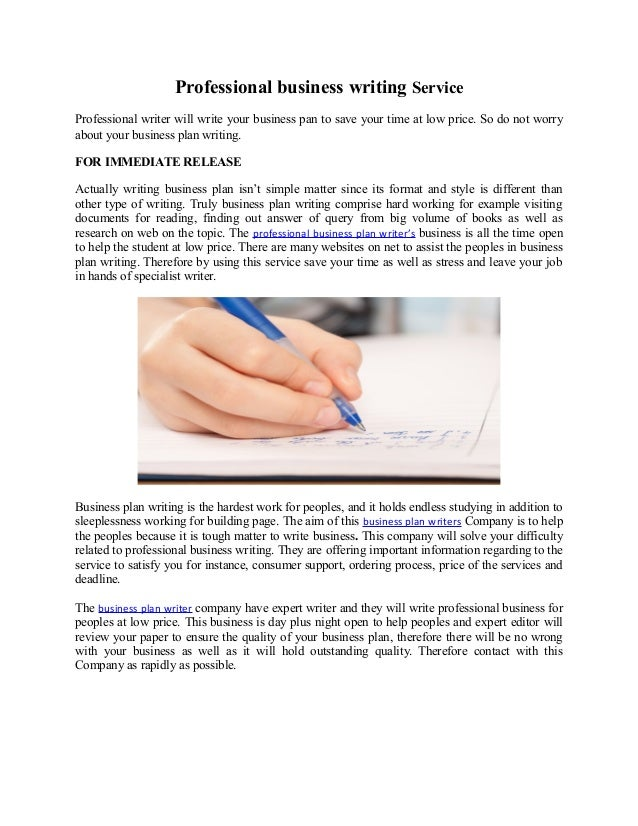 How to Write a Business Report for English Learners