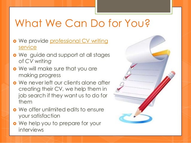 Cv writing service galway