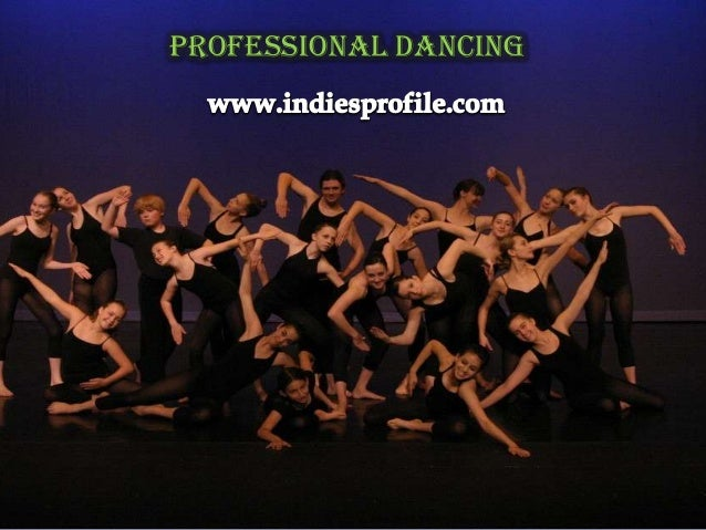 Professional Dancing
