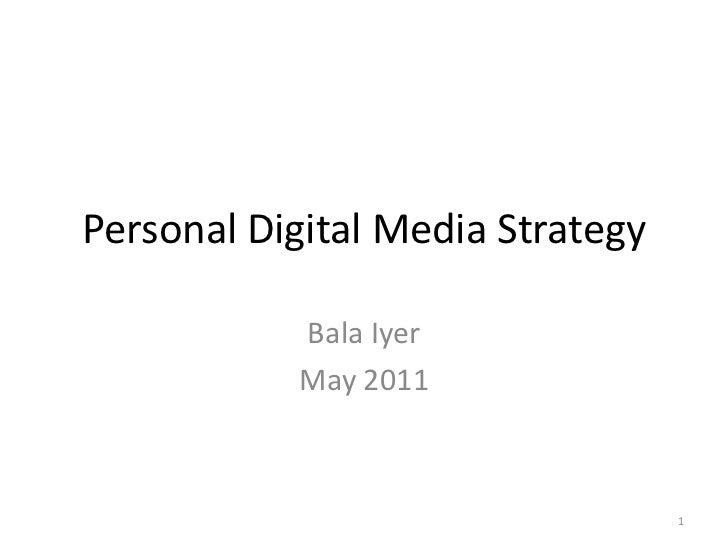 Professional digital strategy