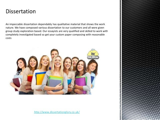 Online dissertation writing service cheap