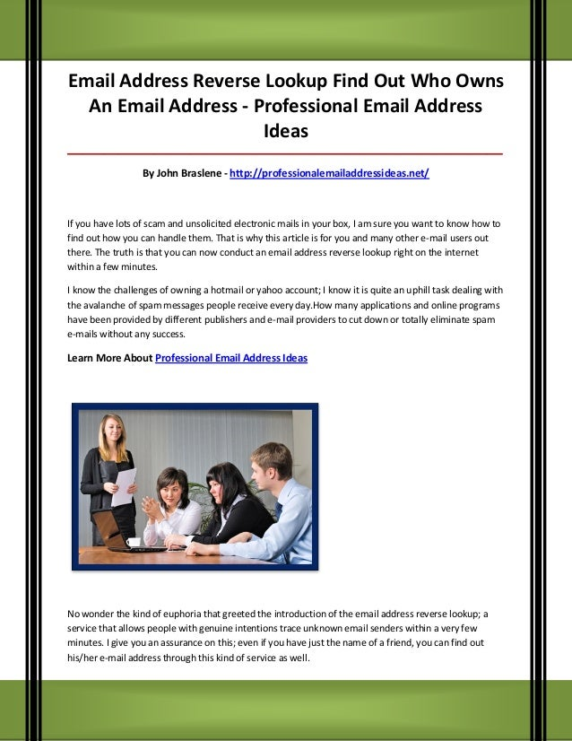 Professional email address ideas Ab7zBP1t