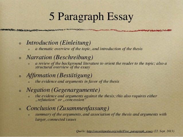 Introduction paragraph comparison essay
