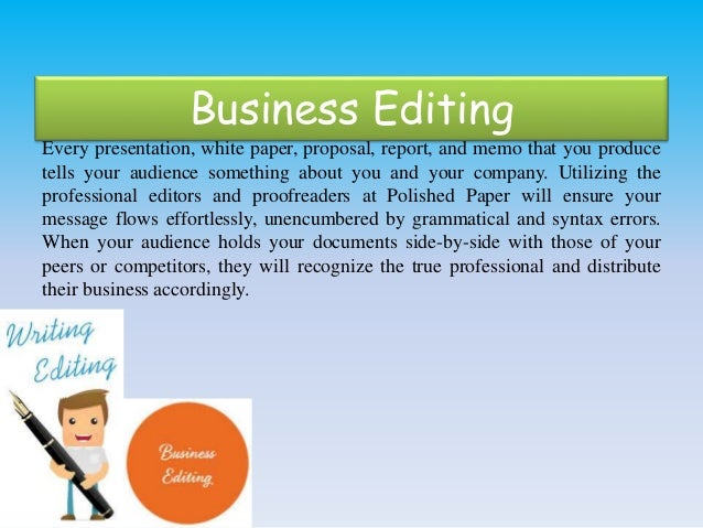application essay editing services