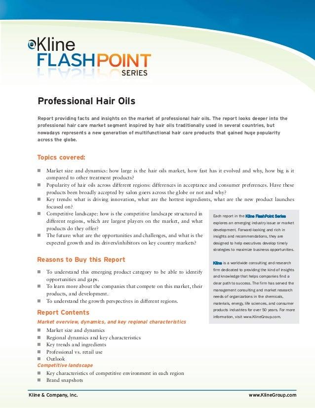 Professional Hair Oils