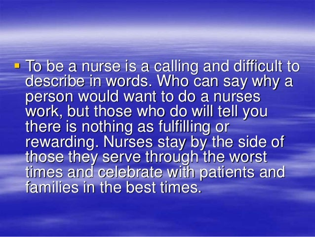 Why do you want to be a nurse practitioner essay