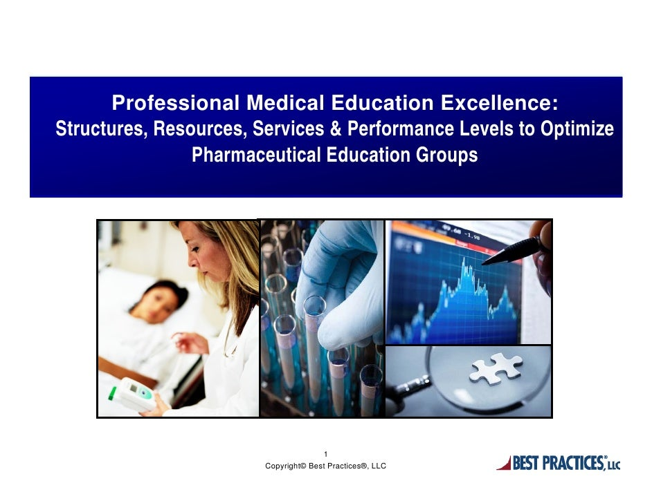 Professional Medical Education Excellence Pharma