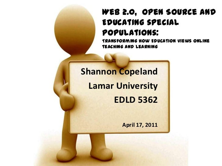 EDLD 5362 Informational Systems Management Week 2