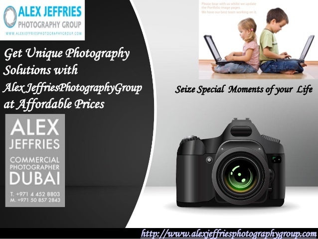 Professional Photographer in Dubai