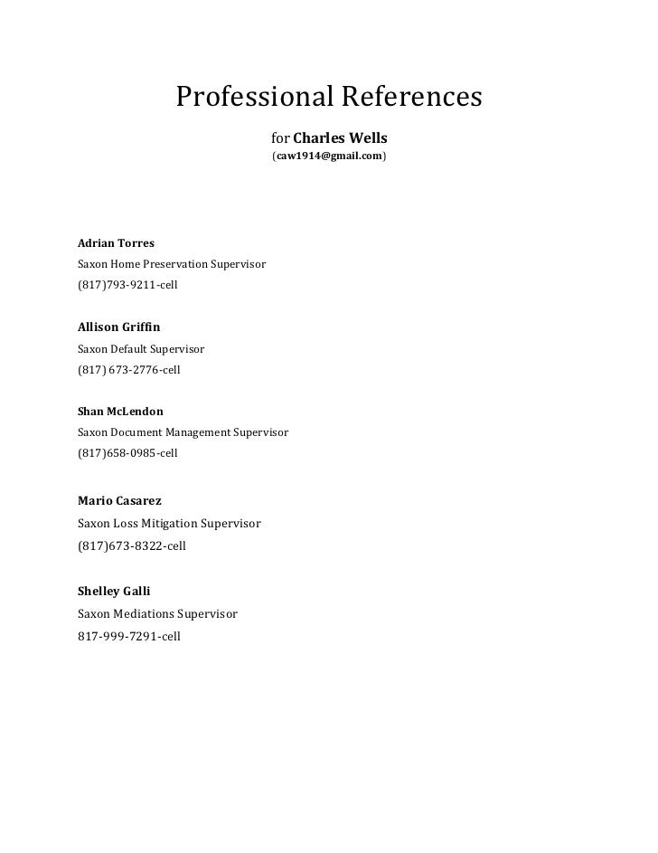 what does a professional resume look like - How Should A Professional Resume Look
