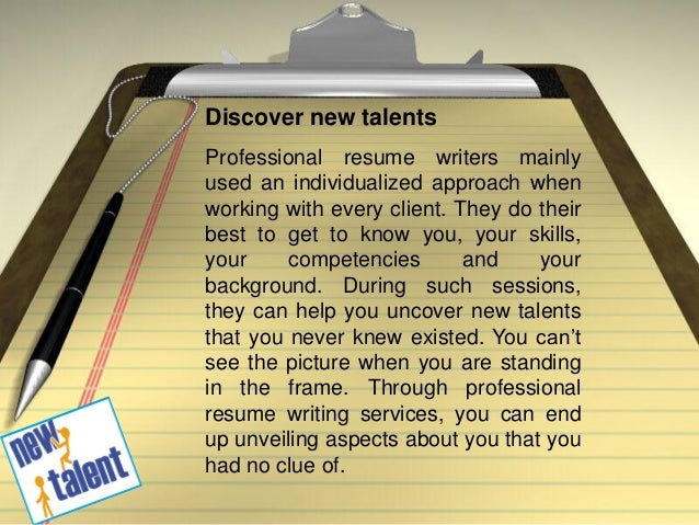 Professional resume services online 10