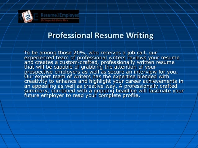 Resume Writing Services Online,Free Resume Template Online resume ...